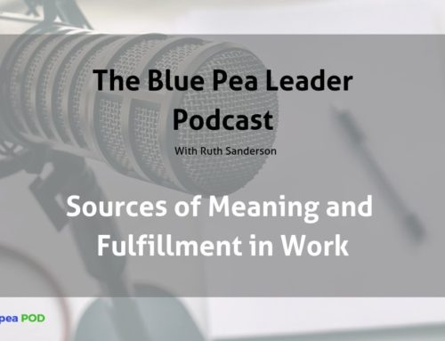 Sources of Meaning and Fulfillment in Work