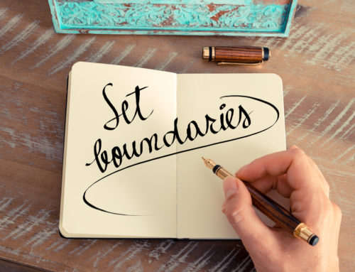 The Benefit of Setting Boundaries At Work
