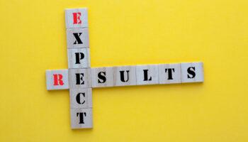Expectations determine success