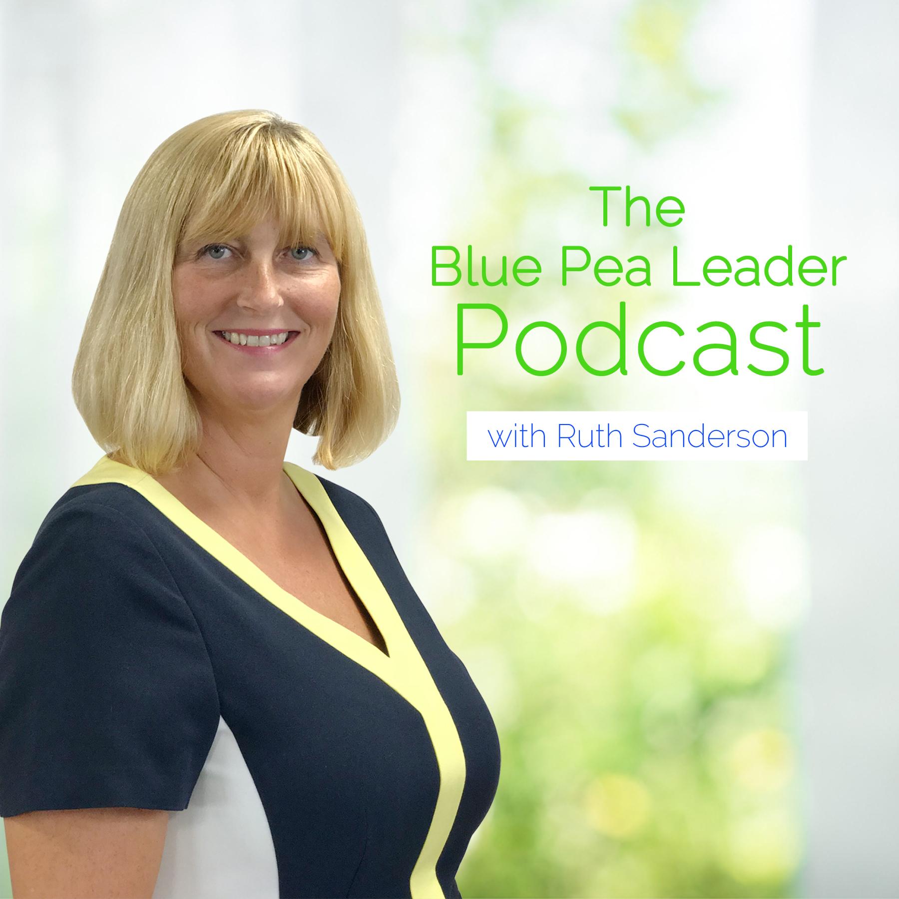 The Blue Pea Leader